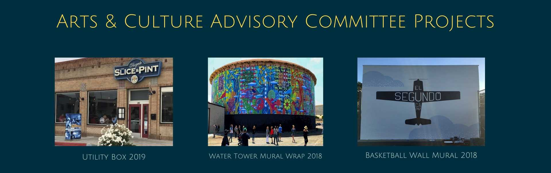 image of arts and culture advisory committee projects