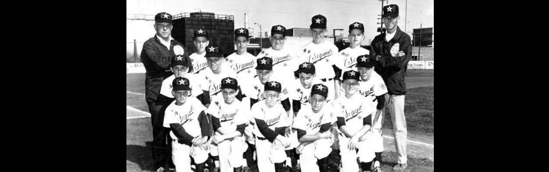 El Segundo America Little League All Stars Team 1964
