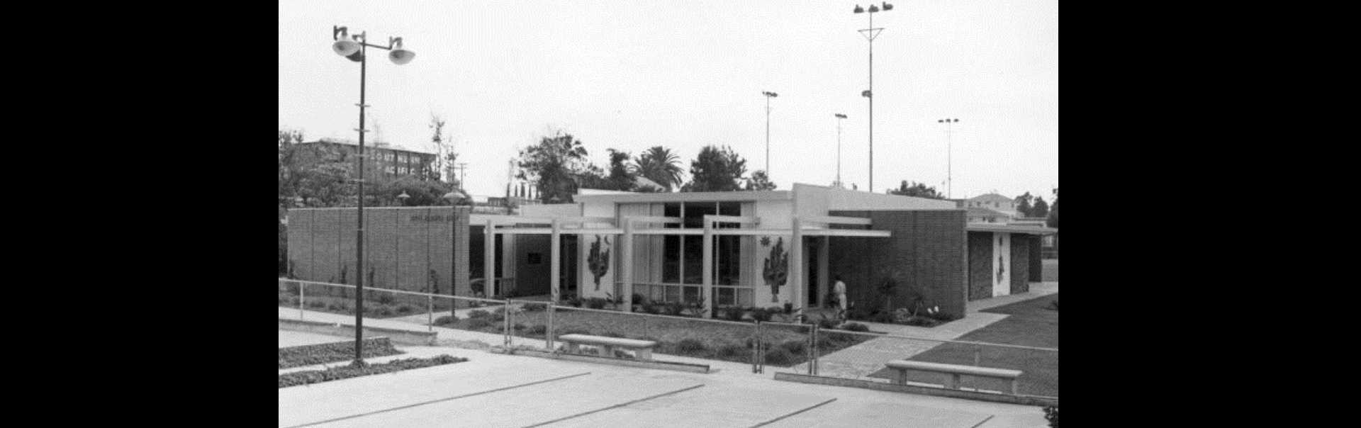 El Segundo Joselyn Center 1966
