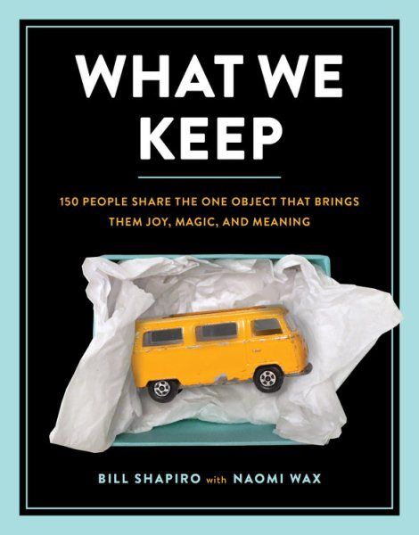 book cover of what we keep by bill shapiro