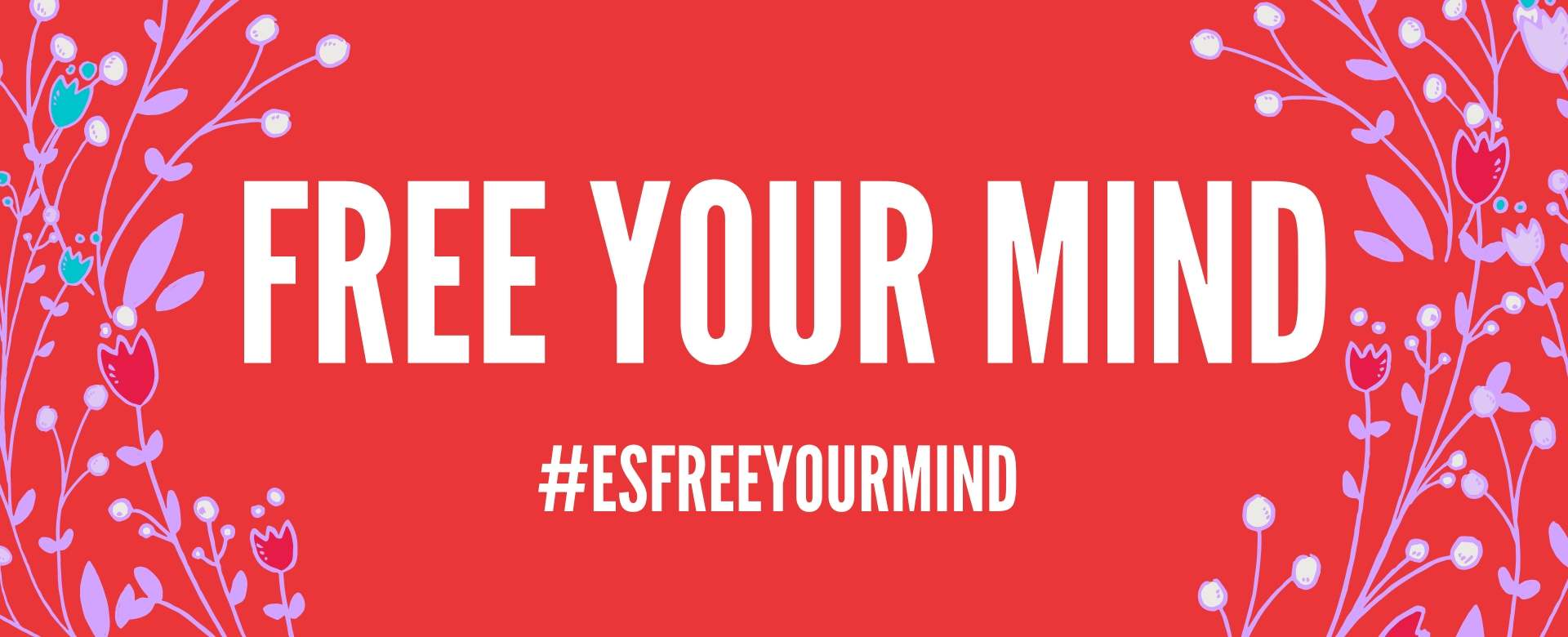Website Banner- FREE YOUR MIND