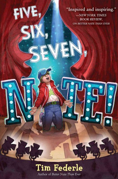 Five Six Seven Nate by Tim Federle