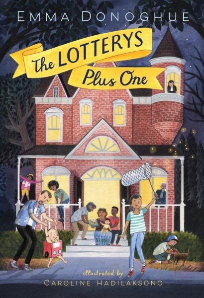 The Lotters Plus One by Emma Donoghue